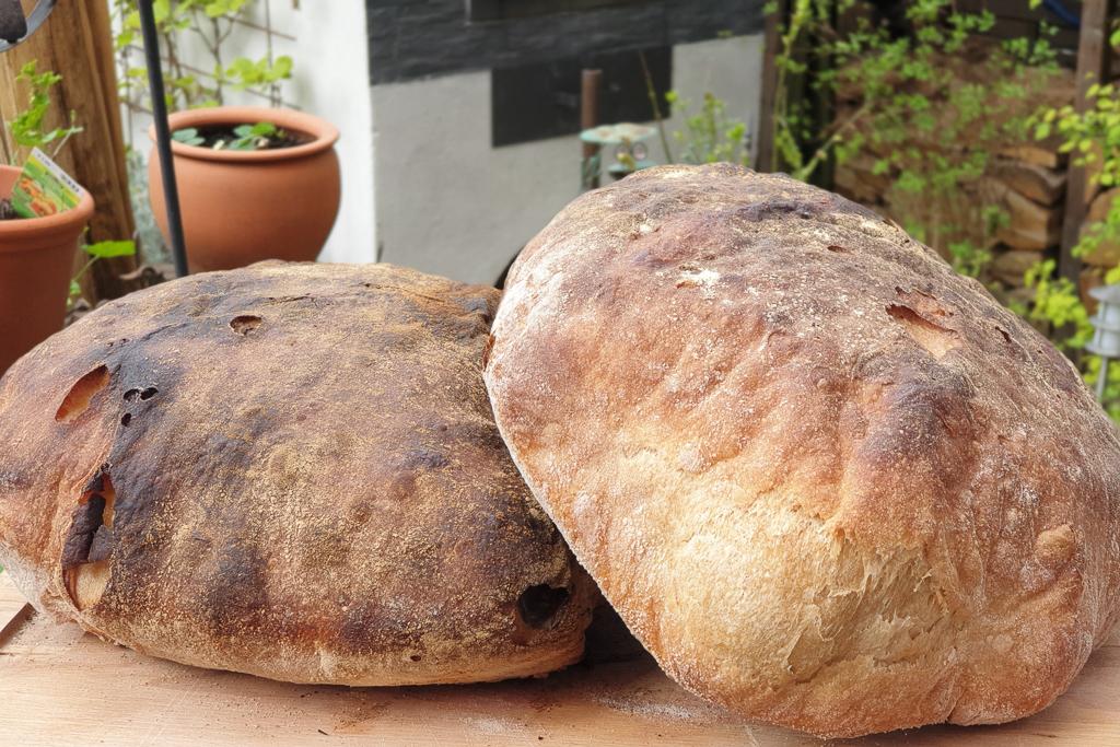 Solothurner Brot aus Dinkelmehl