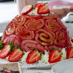 Charlotte Royal Rezept mit Erdbeeren
